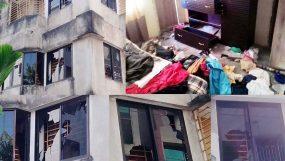 শামীমাবাদে বাসা দখল করতে হামলা, লুটপাট: আহত ২