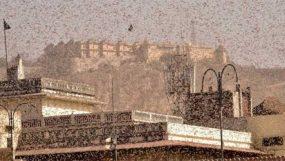 ভারতে পঙ্গপাল মারতে ১০০০ 'জলকামান'!